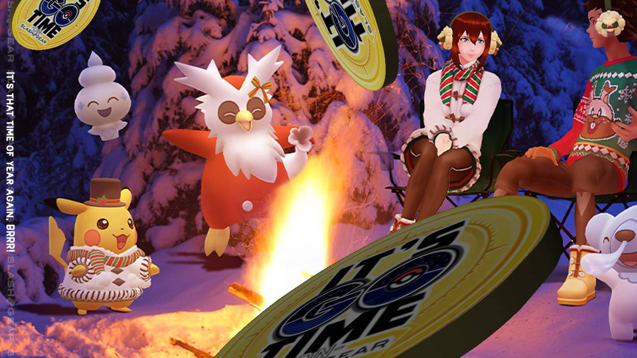Shiny Pokemon GO Christmas detail list released