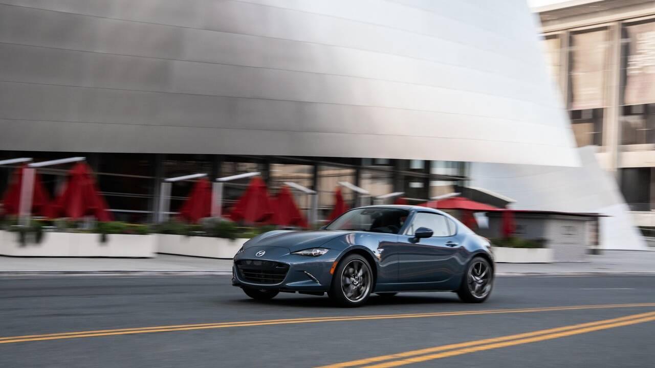 2021 Mazda MX-5 Miata: Pricing and Trim Levels