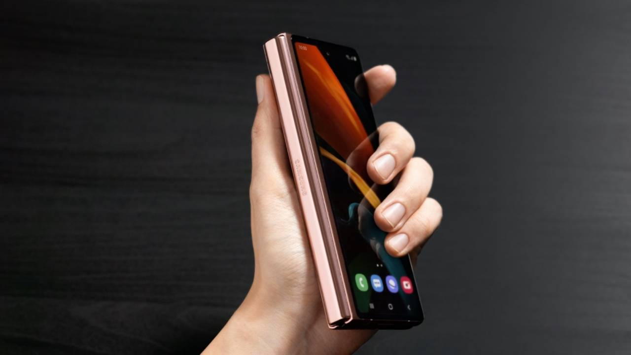 Samsung's foldable phone plan for 2021 seems overly promising