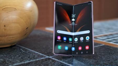 In 2020, the Samsung Galaxy Z Fold 2 felt like the future