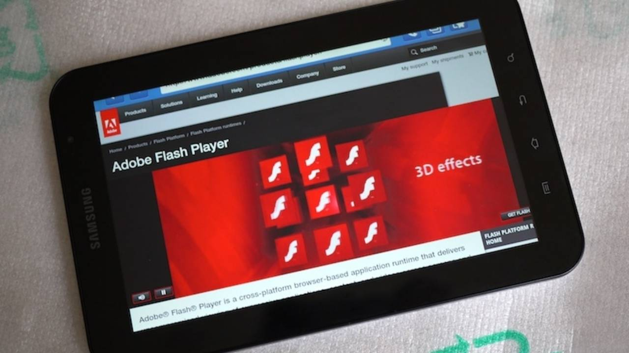Adobe Flash Player gets one last update before its demise