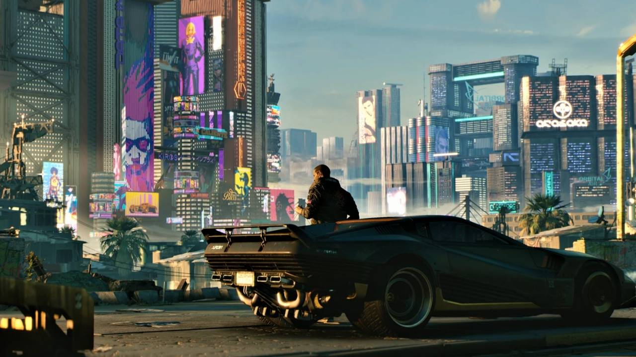 Cyberpunk 2077 on PCs also have performance issues especially with AMD