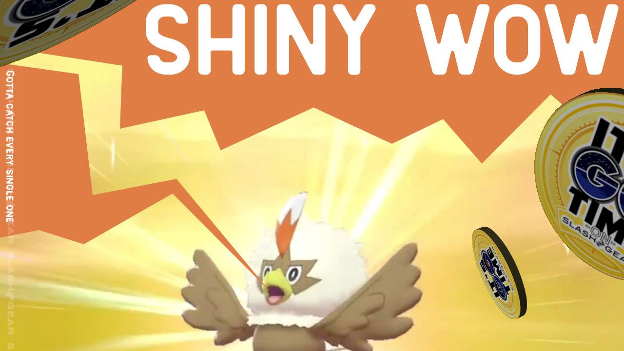 Shiny Pokemon GO December update brings new Pikachu, Rufflet, Frustration away!
