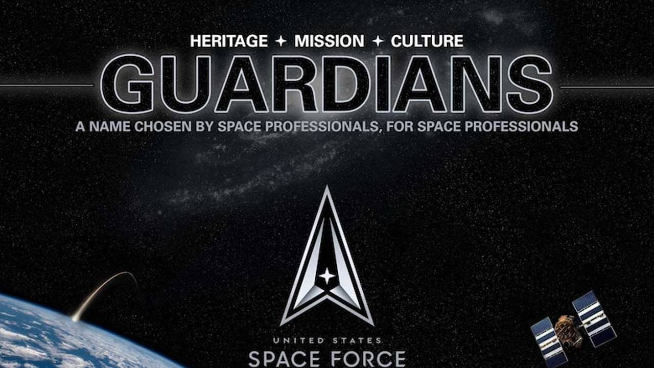 United States Space Force reveals official name for troops