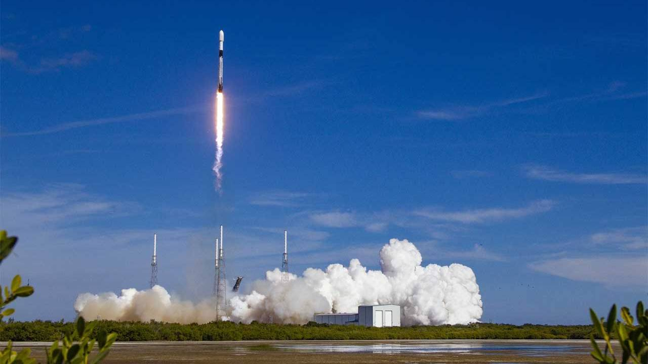 SpaceX successfully completed its 25th launch this year
