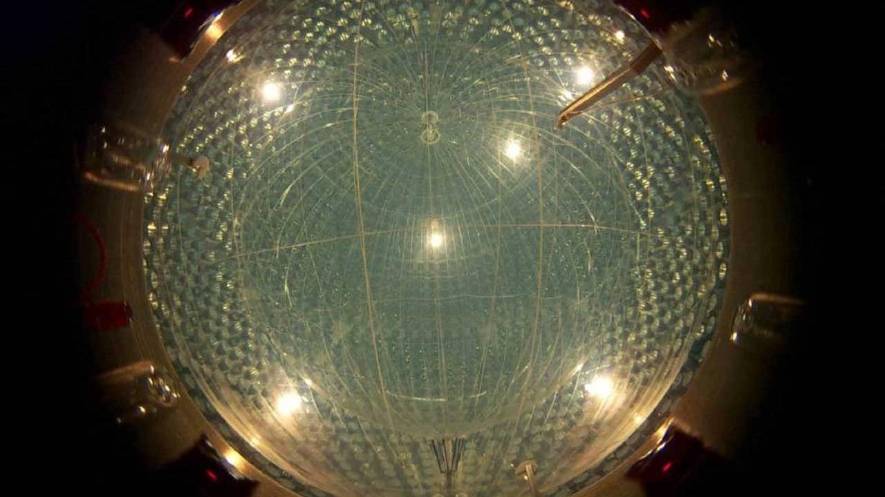 Researchers detect CNO neutrinos in the sun's core