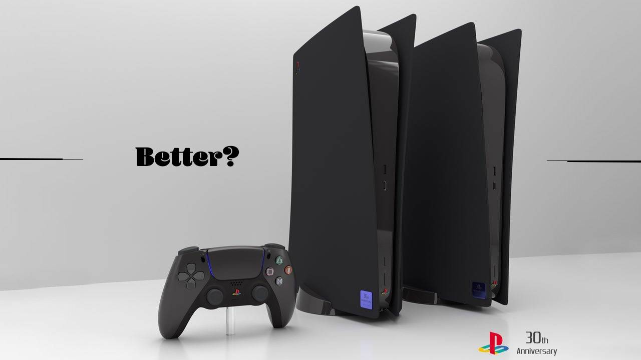 PS2-themed PS5 – Better than the real thing?