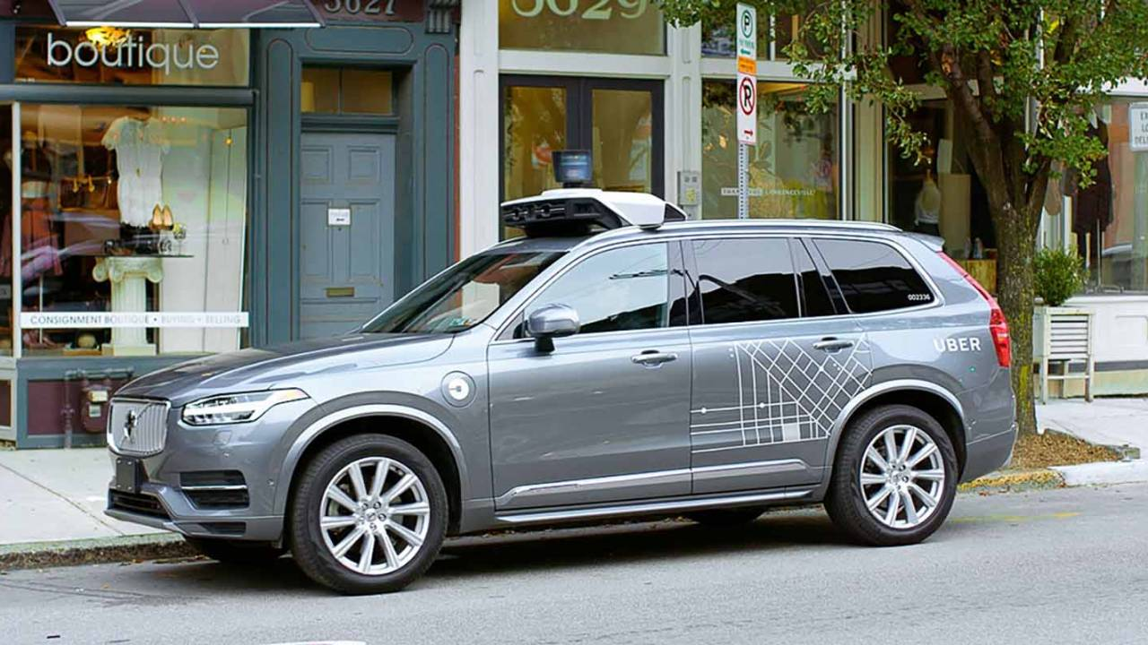 Uber's self-driving car project is now someone else's problem