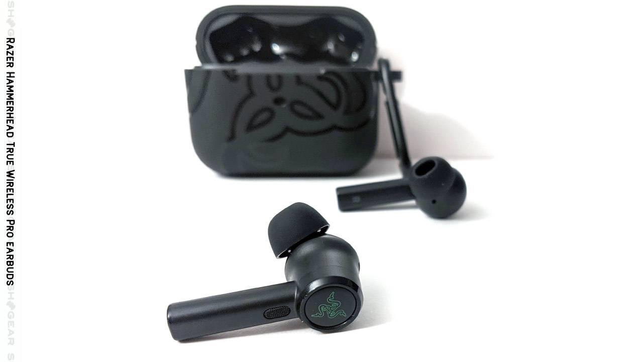 Razer Hammerhead True Wireless Pro earbuds Review