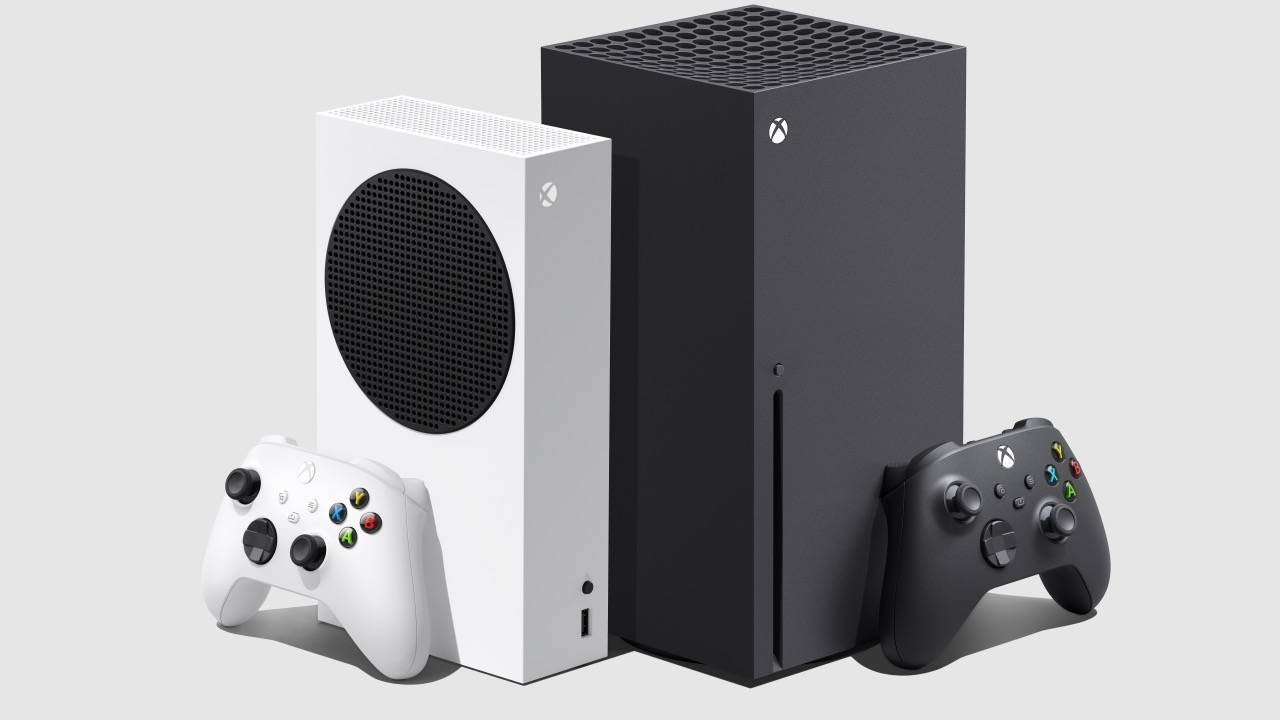 Xbox Series X|S can connect to original Xbox through system link