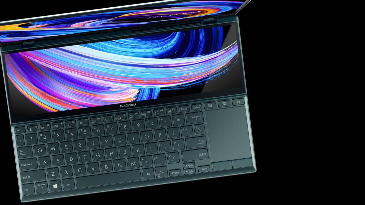 ASUS ZenBook Pro Duo 15 OLED and Duo 14 bring dual-screen to the mainstream