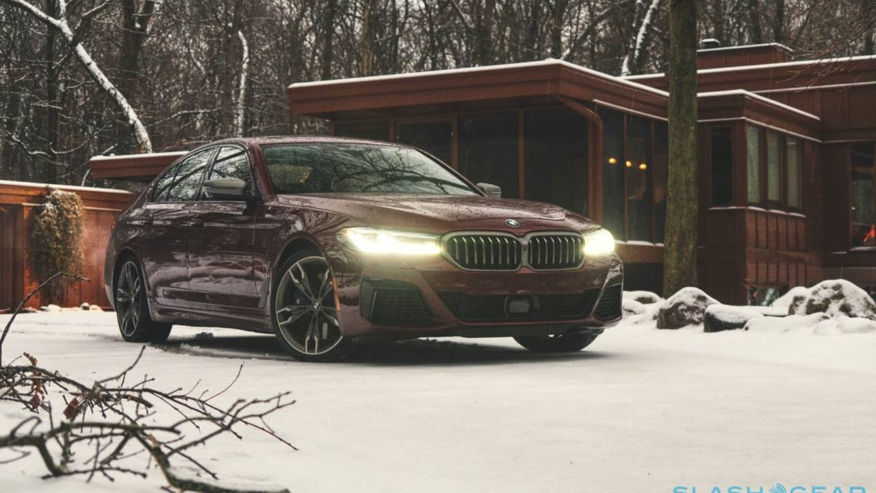 2021 BMW M550i xDrive Review – Speed and Subtlety