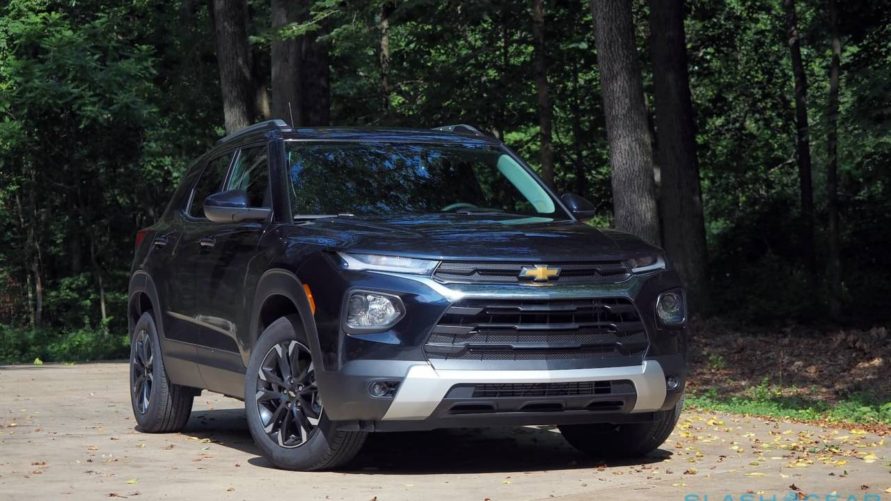 2021 Chevrolet Trailblazer Review – A very rational compact crossover