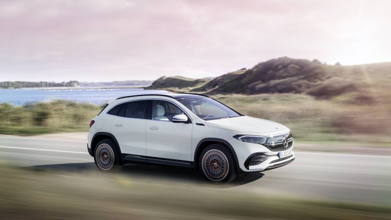 2022 Mercedes-Benz EQA Gallery
