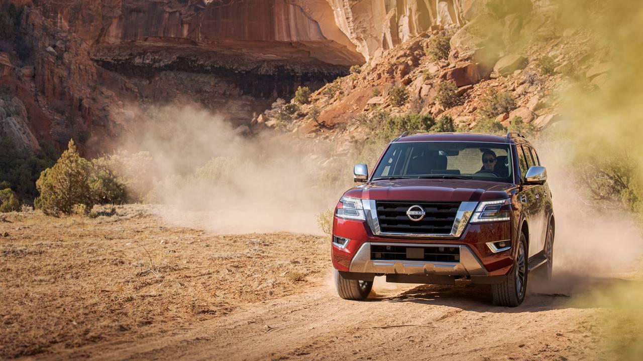 Nissan announces 2021 Armada starting price