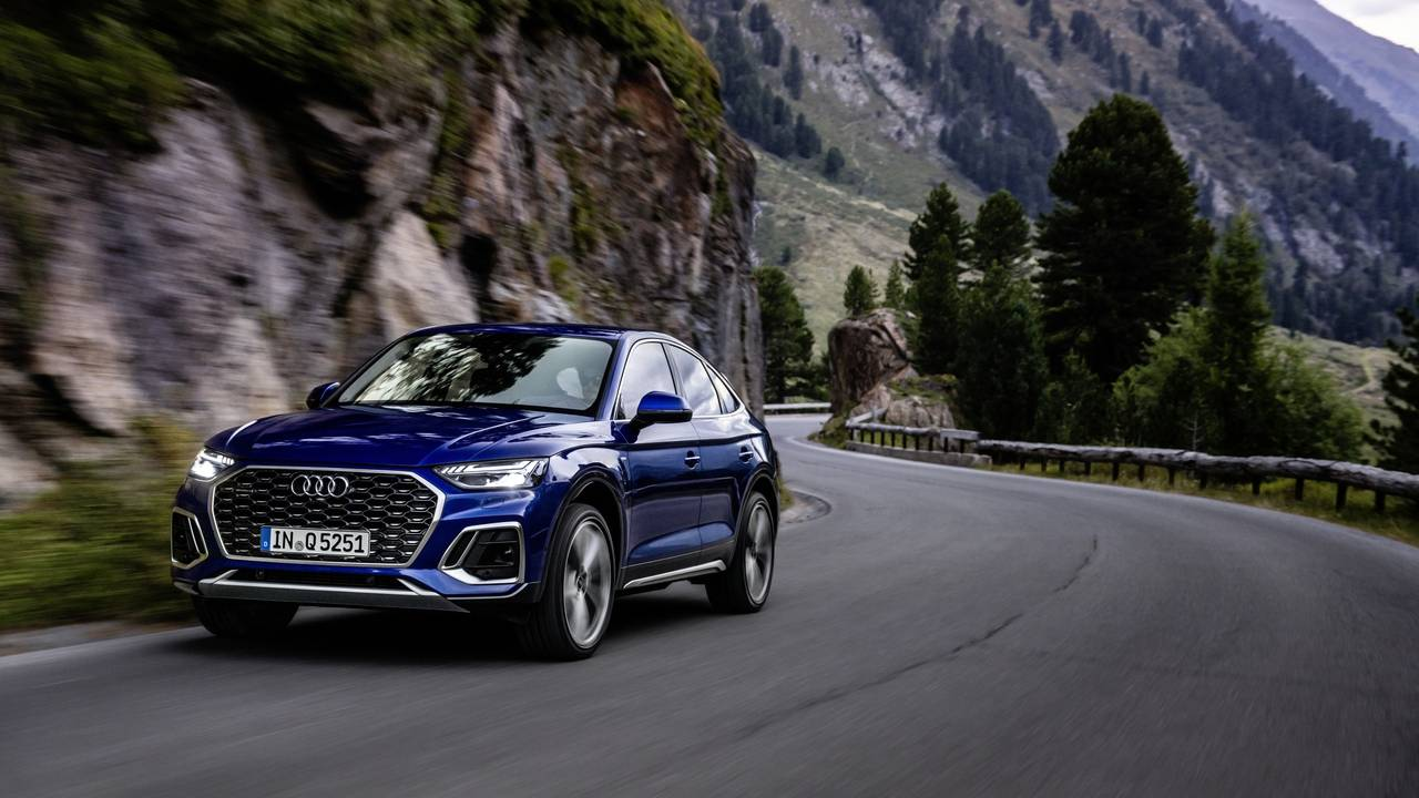 2021 Audi Q5 Sportback and SQ5 Sportback: Pricing, trim, and standard features