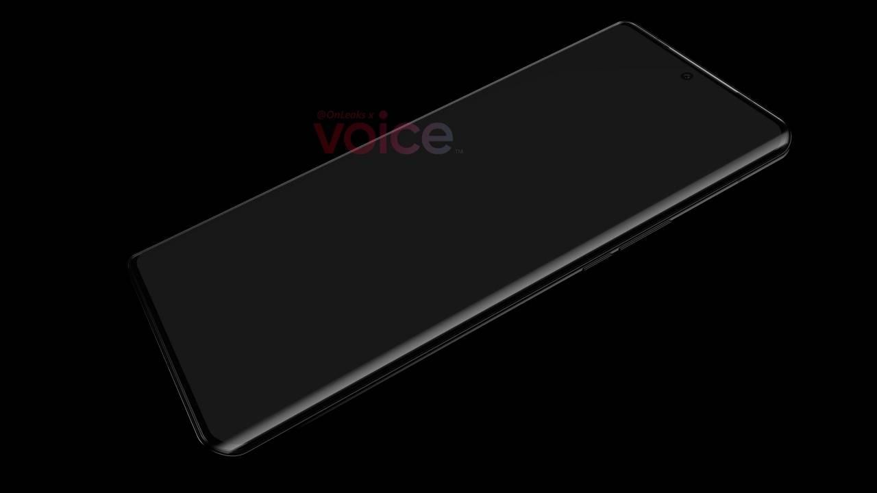 Huawei P50 Pro leak points to big changes, familiar waterfall screen