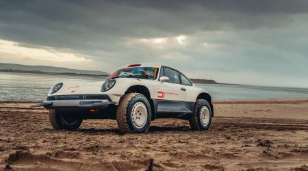 Singer All-terrain Competition Study Gallery