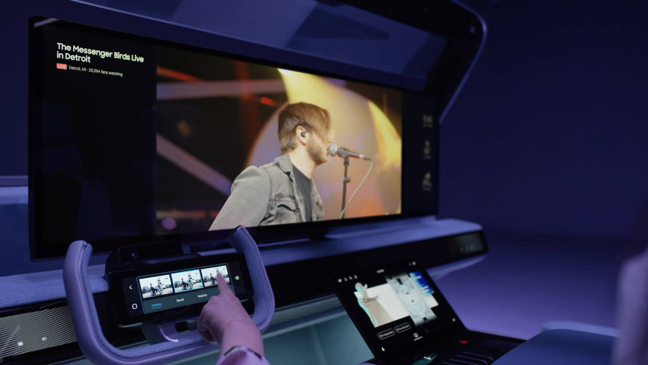 Harman announces the future of connected vehicle audio platforms