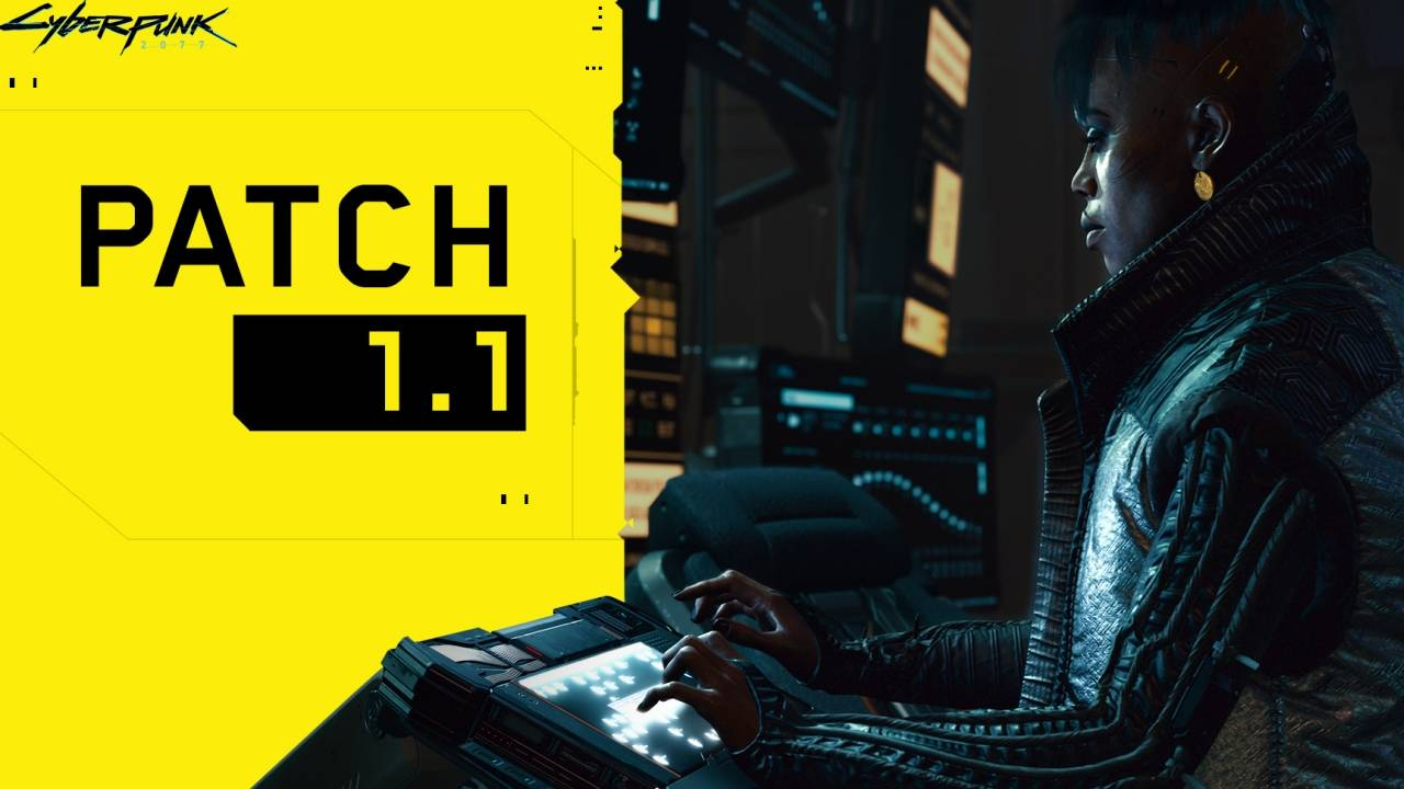 Cyberpunk 2077 Patch 1.1 promises fixes, delivers a bug