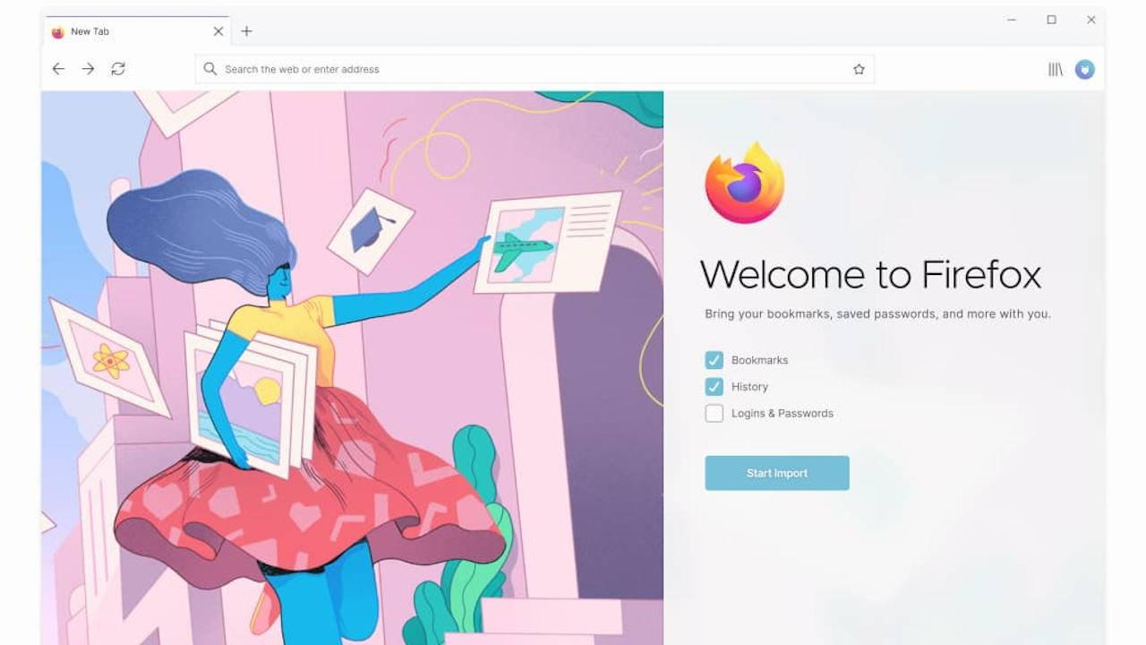 Firefox Proton will give the browser another facelift