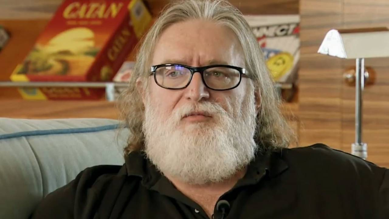 Gabe Newell thinks brain-computer interfaces could be the future of gaming