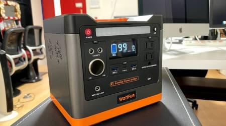 WattFun 298Wh Portable Power Station Review