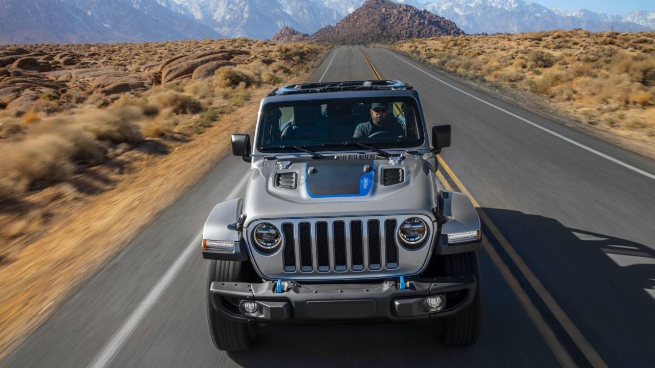 Jeeps electrified 4xe platform will come to other models