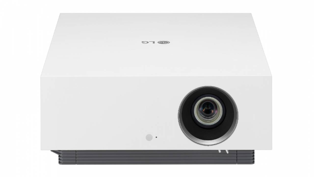 LG CineBeam HU810P 4K laser projector brings the theater experience home