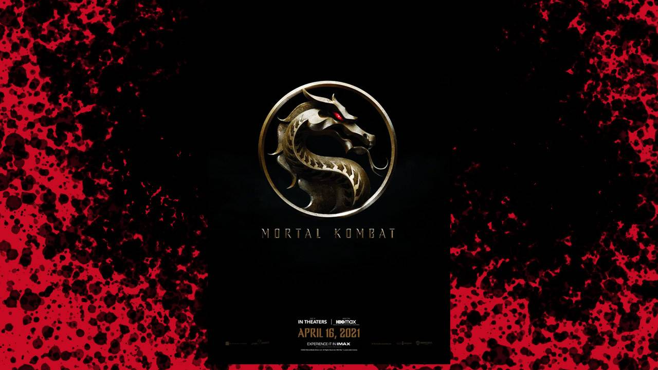 Mortal Kombat movie release date and first poster