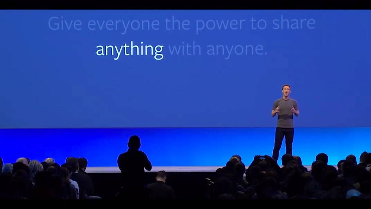 Facebook accuses Apple of self-serving new privacy policy