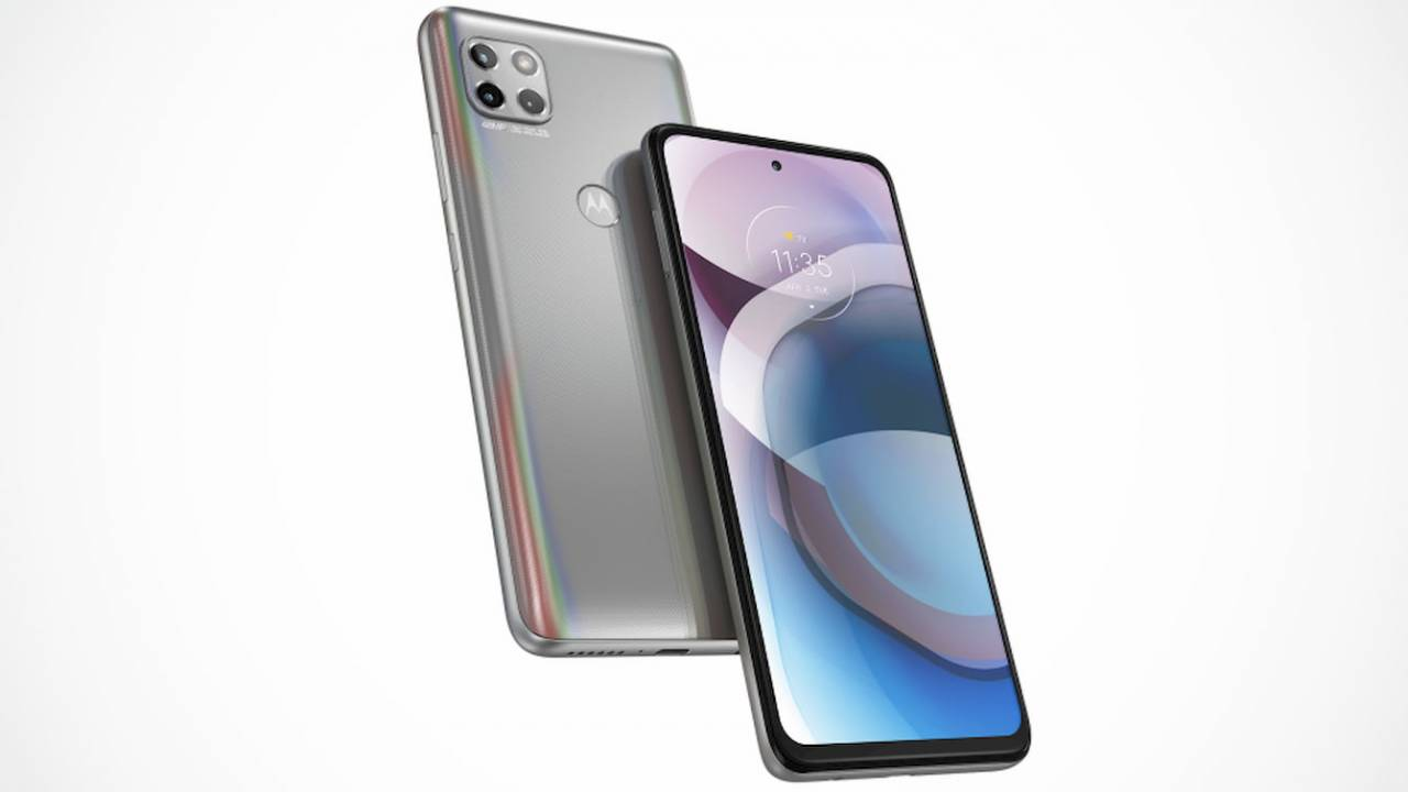 Motorola one 5G Ace and 2021 Moto G phones make a value play
