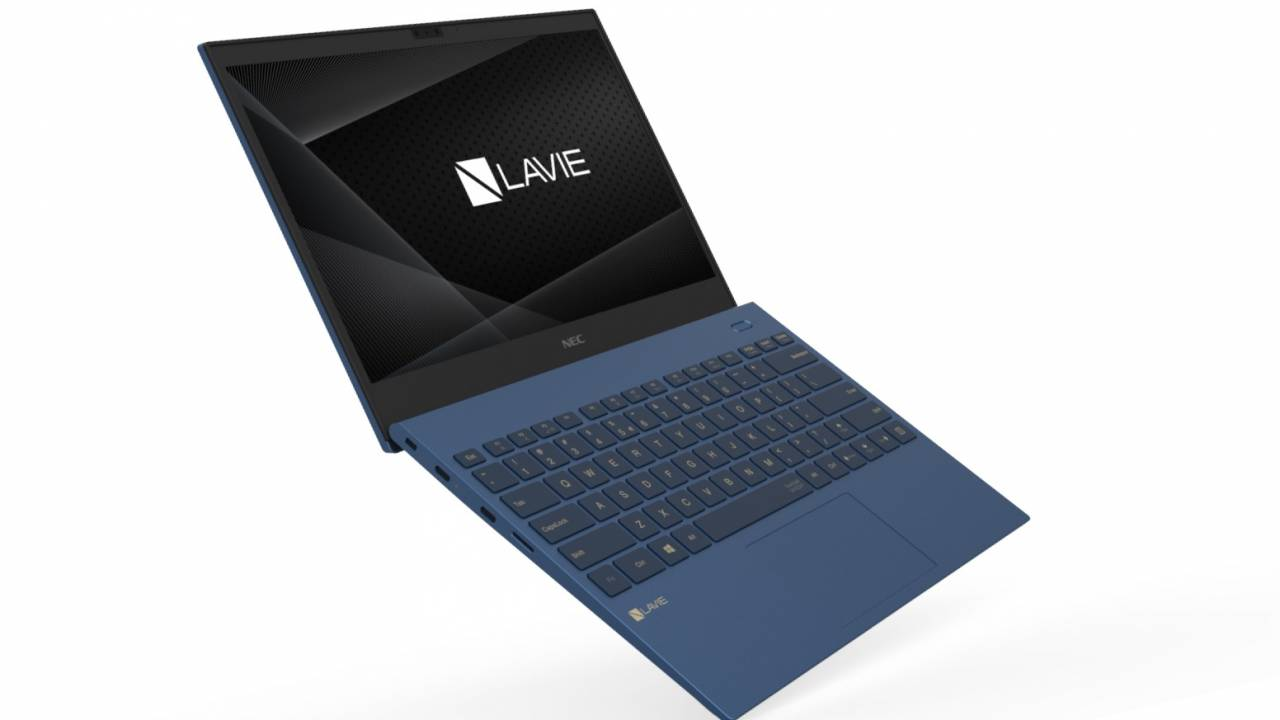 The NEC LAVIE Pro Mobile is a super-portable 13″ notebook with some weird decisions