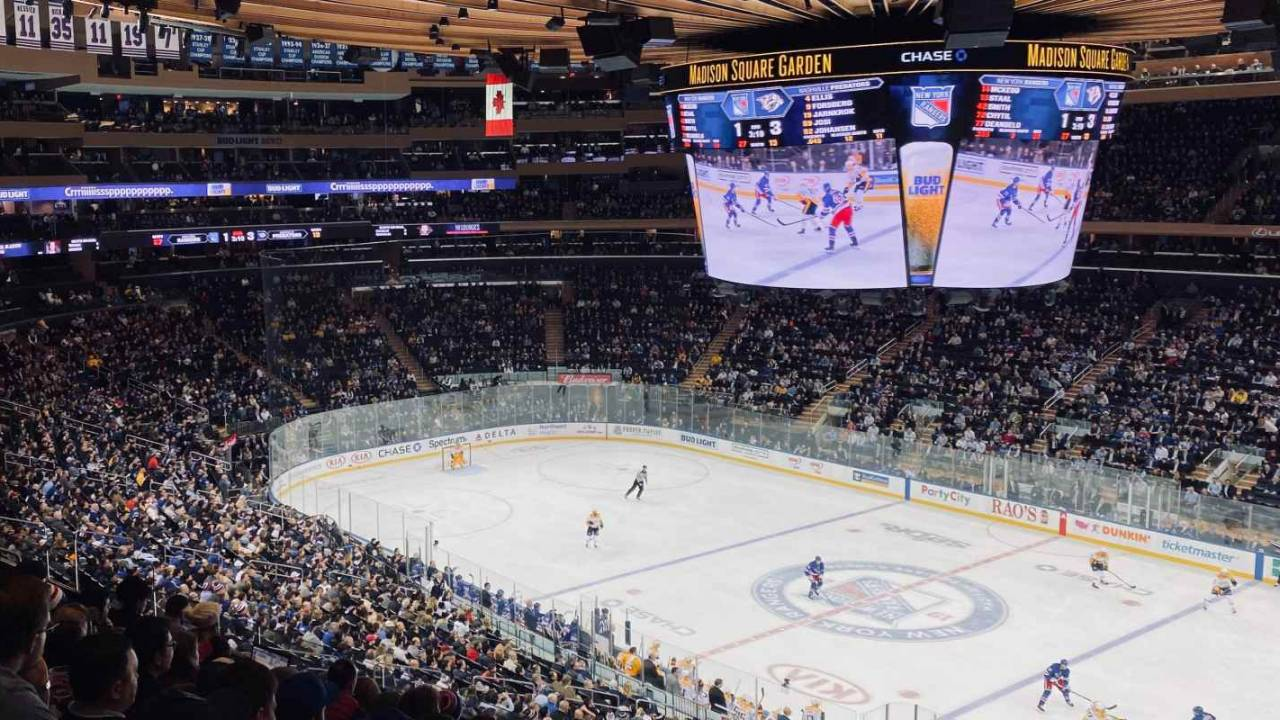 Sling TV is the first streaming service to offer NHL Center Ice
