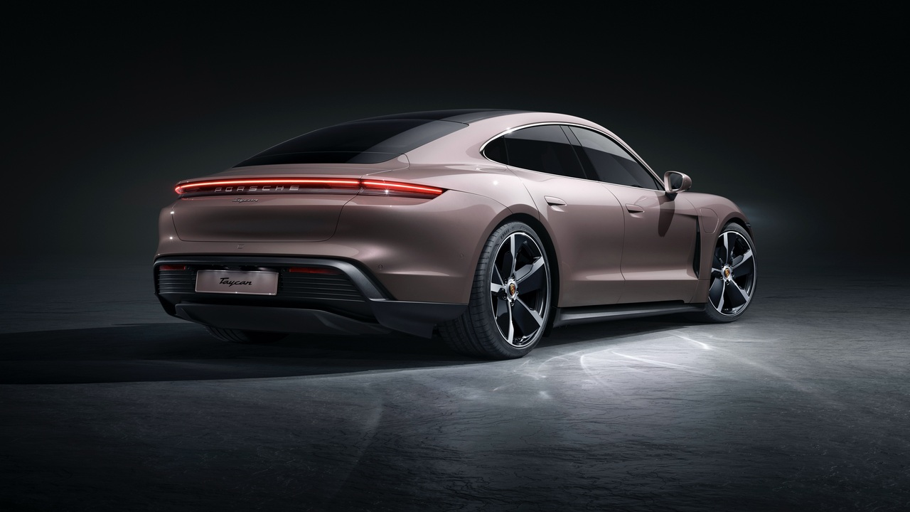 2021 Porsche Taycan single-motor RWD starts at $81,250