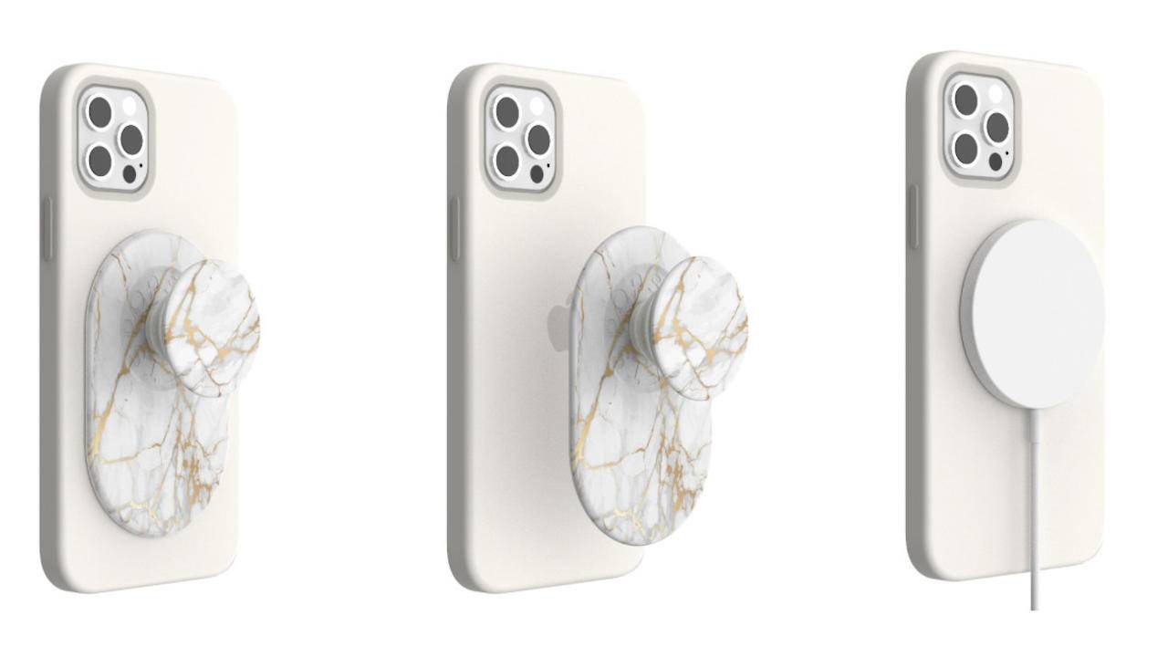 PopSockets iPhone grips and mounts embrace MagSafe tech