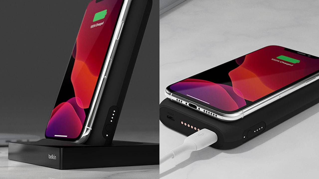 Belkin recalls WIZ003 Portable Wireless Charger sold on Apple store