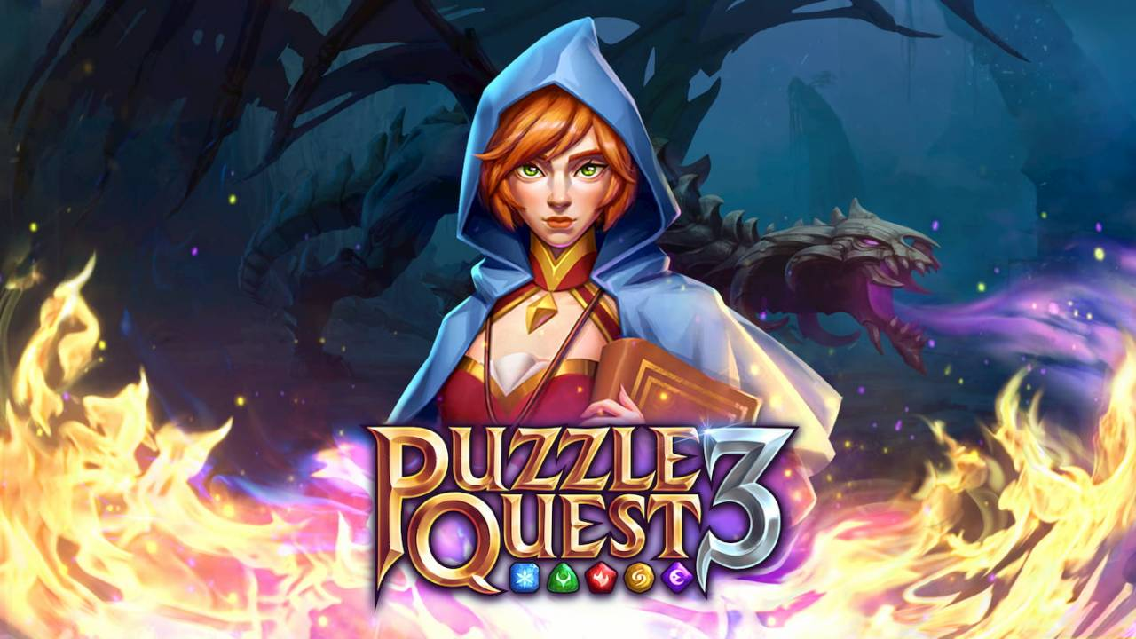 Puzzle Quest 3 arrives as a free-to-play game later this year