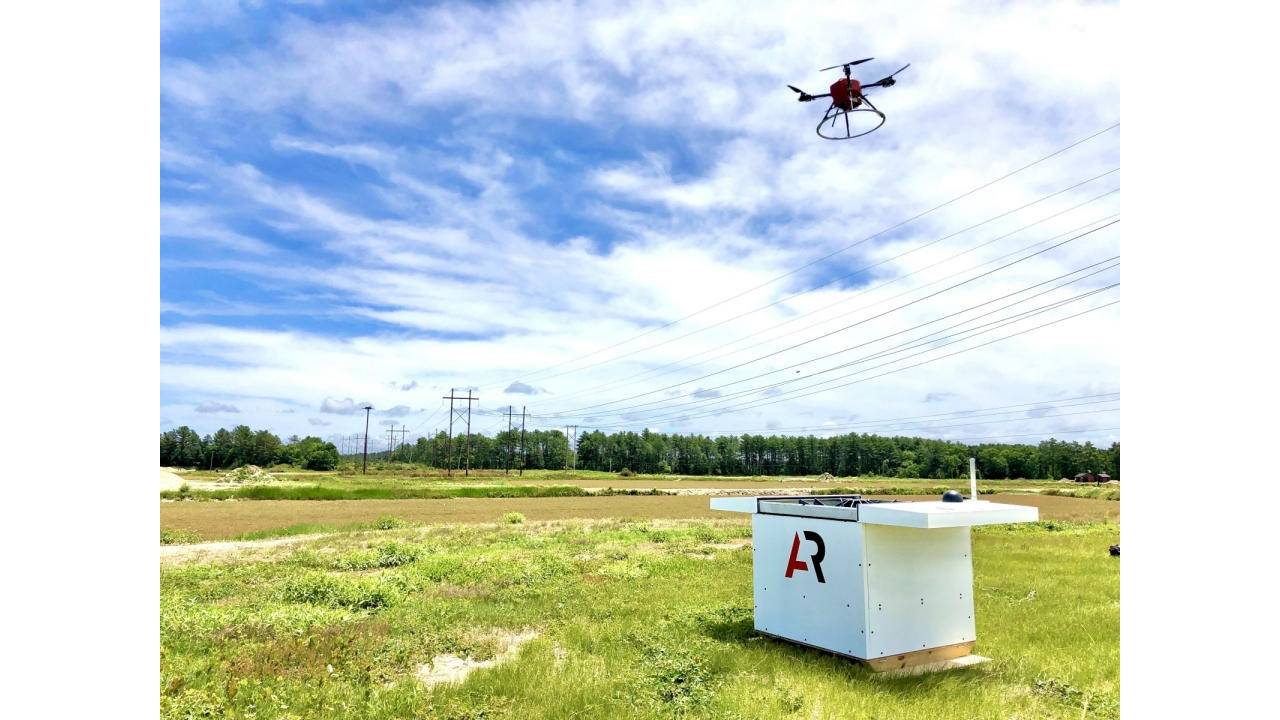 American Robotics drones allowed to fly no on-site human operators