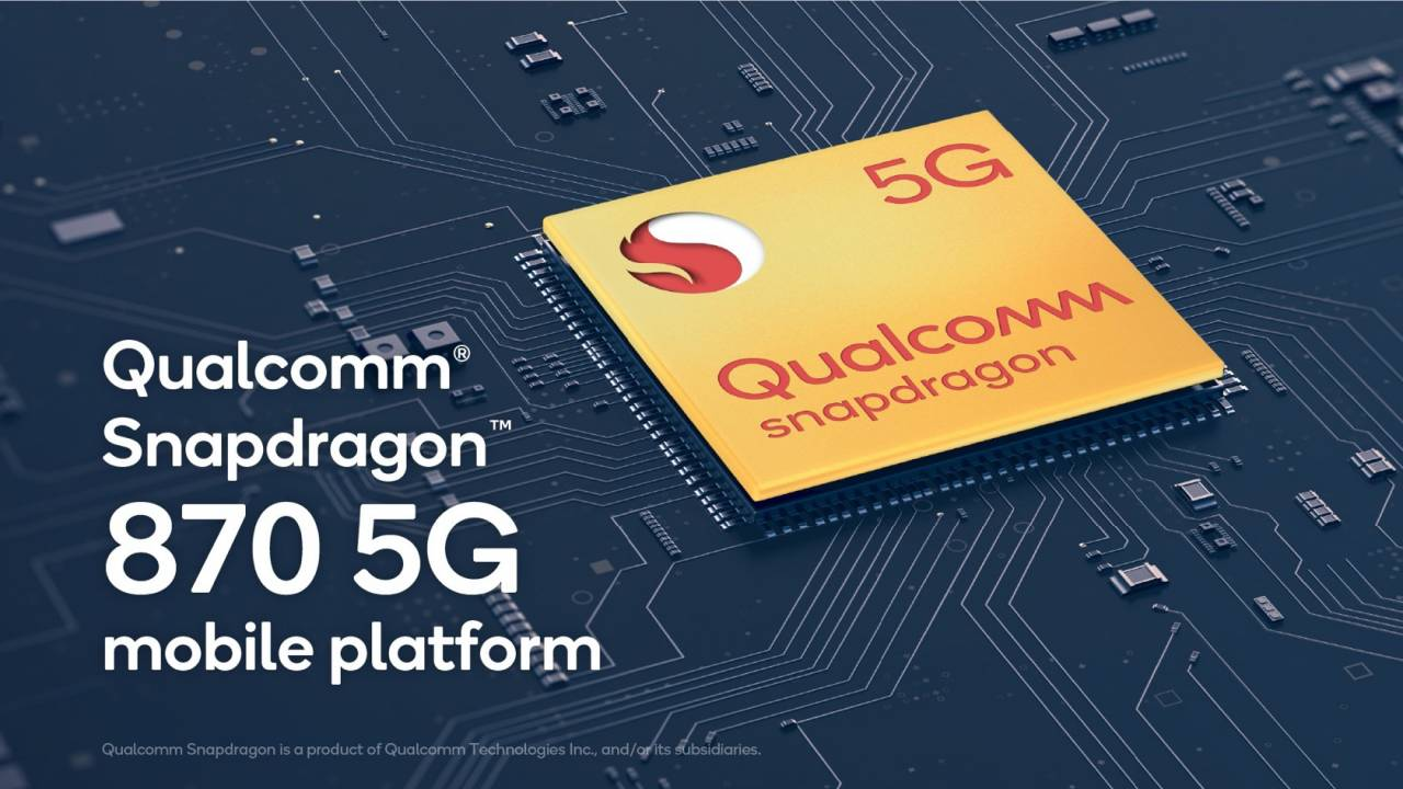 Snapdragon 870 5G gives OnePlus, Moto & more a cheaper flagship chip