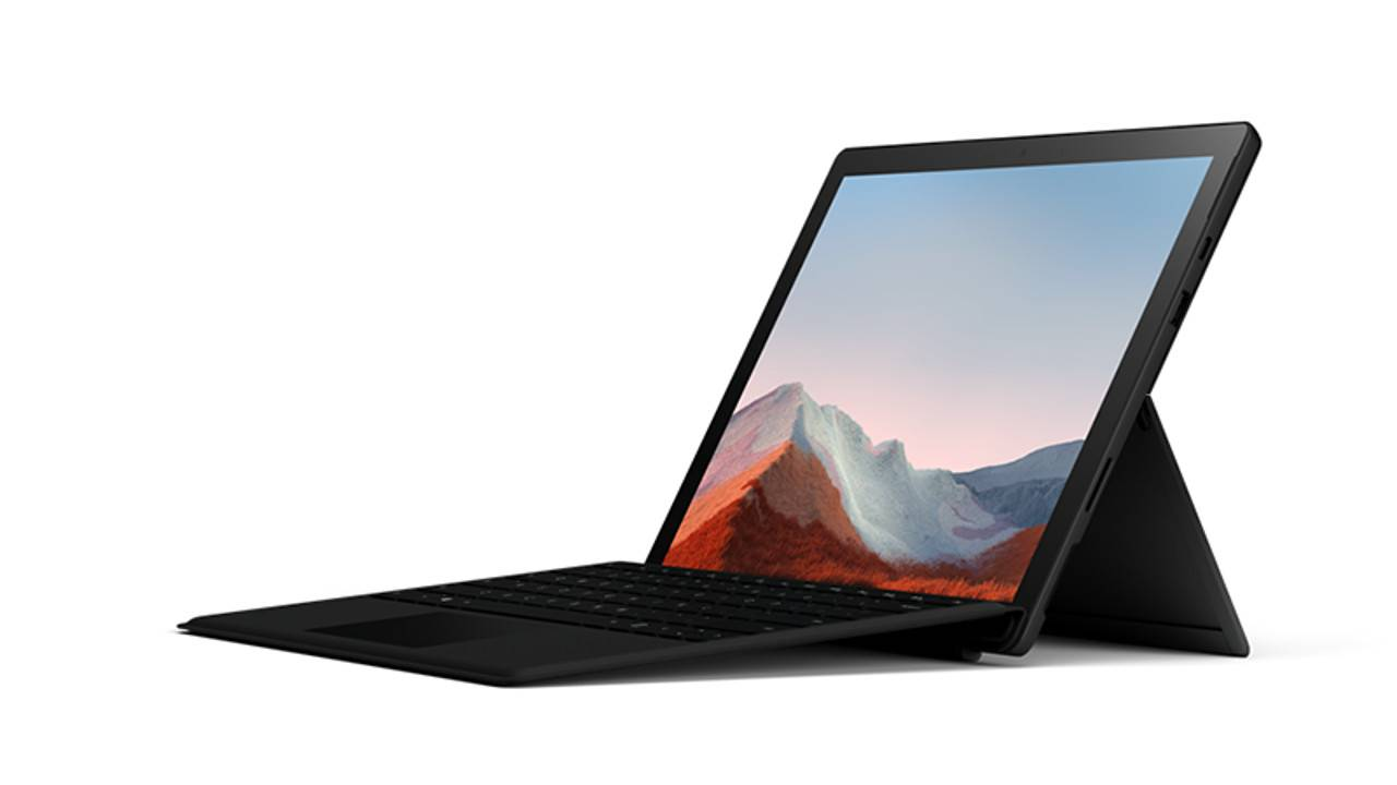 Surface Pro 7+ revealed with solid upgrades that you (probably) can't have