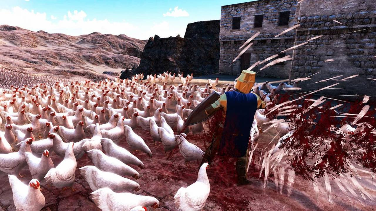 Ultimate Epic Battle Simulator is free to keep on Steam, but you have to be quick