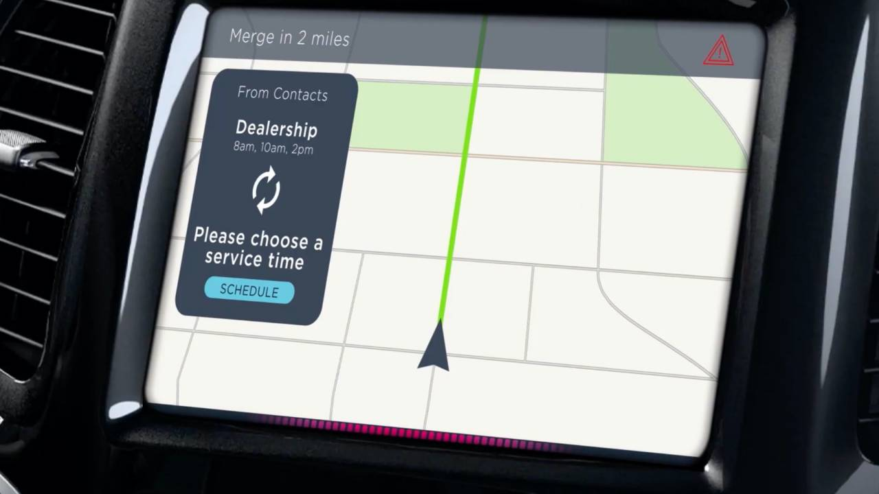 Alexa custom assistant gives car dash tech a unique voice – and FCA is first onboard