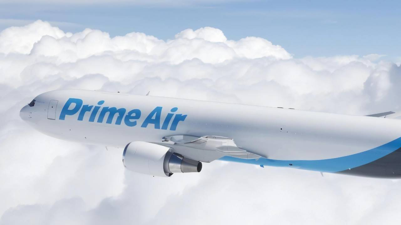 Amazon Air fleet expands with company's first aircraft purchase