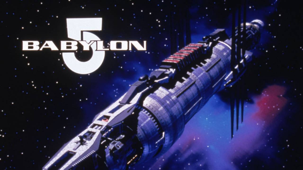 Babylon 5 Remastered now available to stream on HBO Max