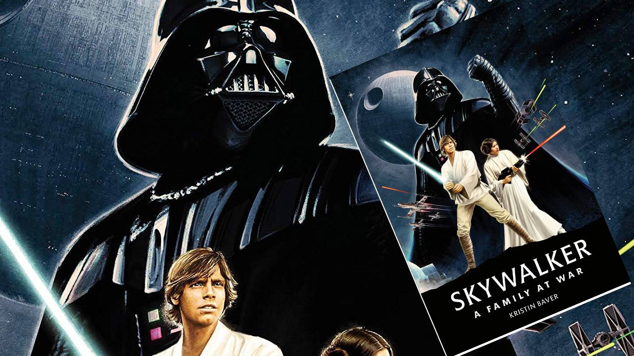 Skywalker: A Family At War will collect all details in one single tome