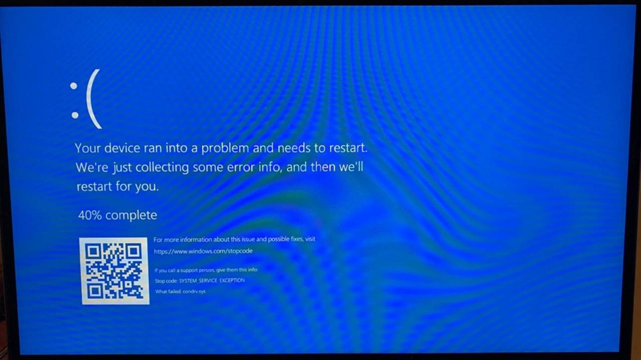 New Windows 10 bug causes dreaded BSOD with a single link