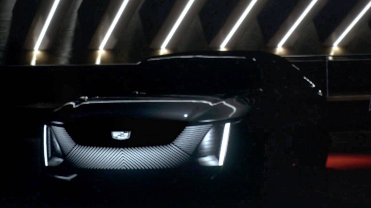 Cadillac Celestiq teases electric ultra-luxury and a huge gamble
