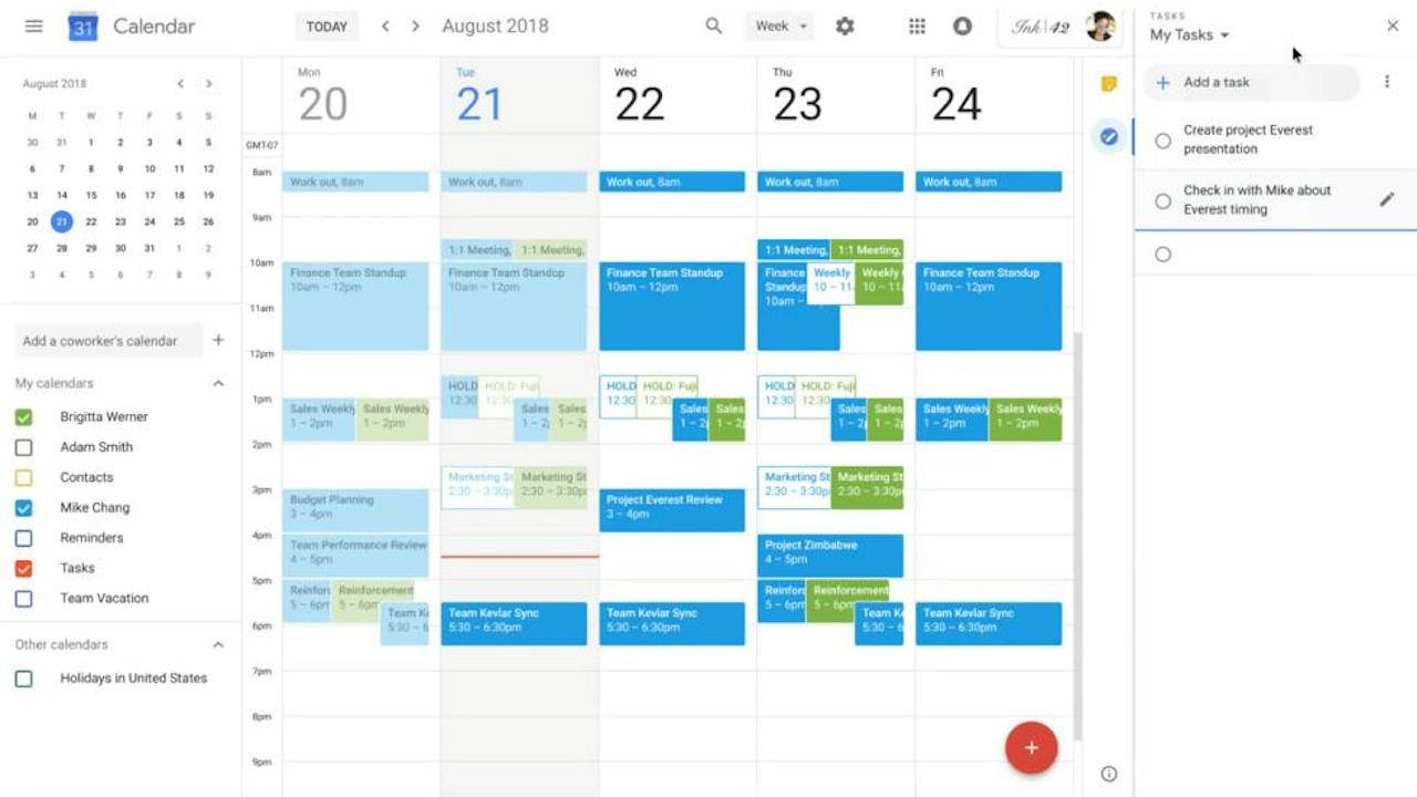 Google Calendar now works offline on desktop Chrome