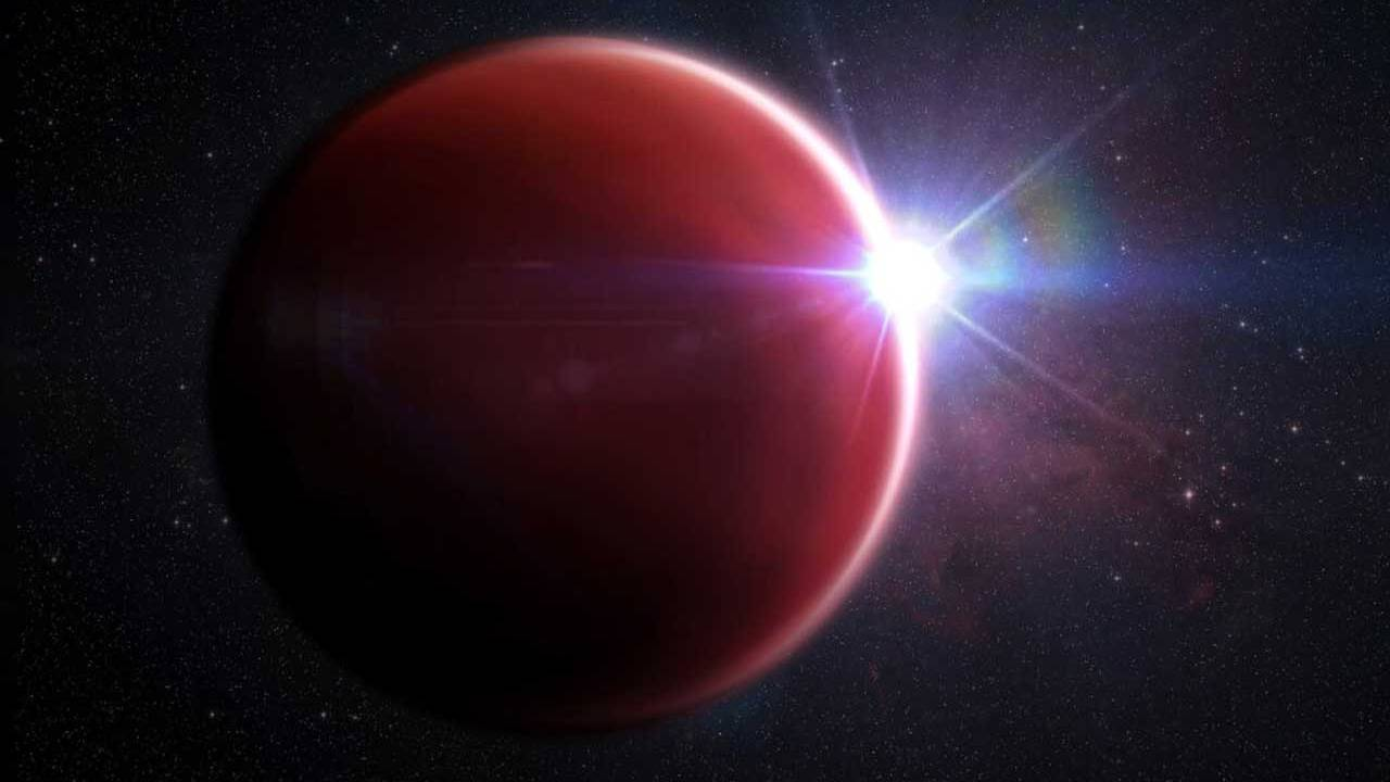 Astronomers discover the first Jupiter-like planet without clouds